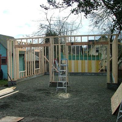 Anderson-garage-construction